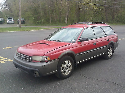 Subaru : Legacy Outback Wagon 4-Door 1999 subaru legacy outback wagon needs work but well worth it