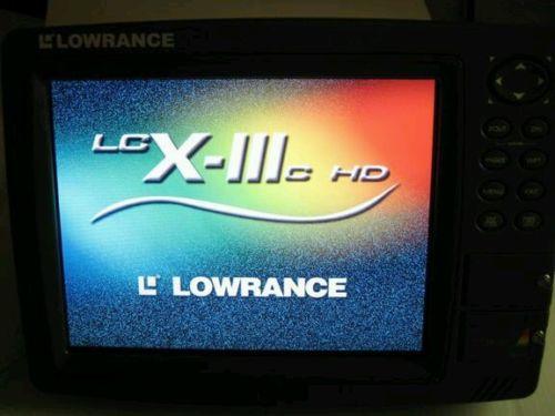 Lowrance LCX-111C HD