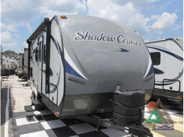 2014 Shadow Cruiser 195WBS