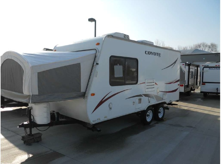 2011 Kz Rv Coyote RVs 20C