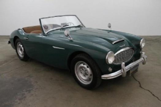 1958 Austin Healey 100-6 for: $21750