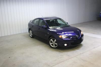 2005 Mazda Mazda3 low mileage