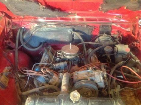 1962 Chrysler 300 for: $9399
