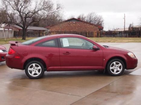 2009 Pontiac G5 2 Dr Coupe