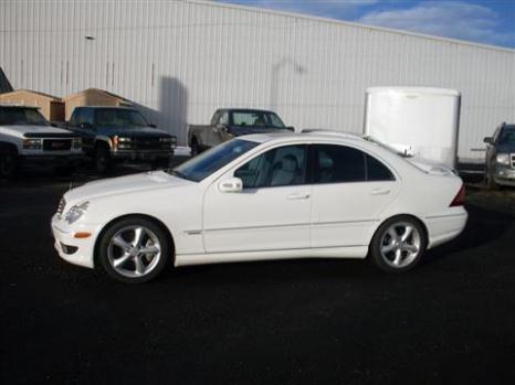 2006 Mercedes-Benz C-Class Sport Billings, MT