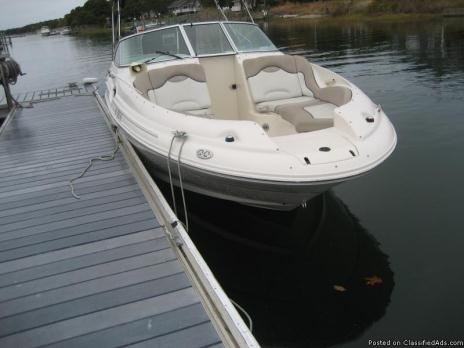 270 Sea Ray Sundeck