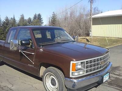Chevrolet : Cheyenne Ext cab Extended cab long box. Fantastic condition, 80k mile, great truck!