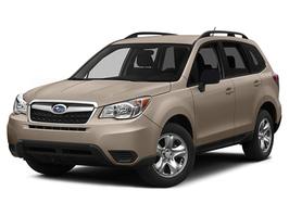 New 2015 Subaru Forester 2.5i