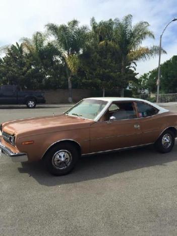 1972 AMC Hornet for: $6800