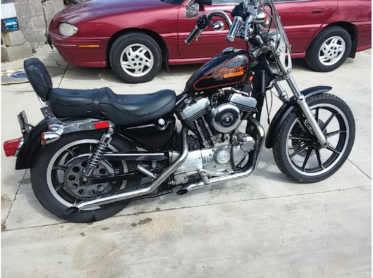 1990 Harley Davidson Sportster 1200 CUSTOM