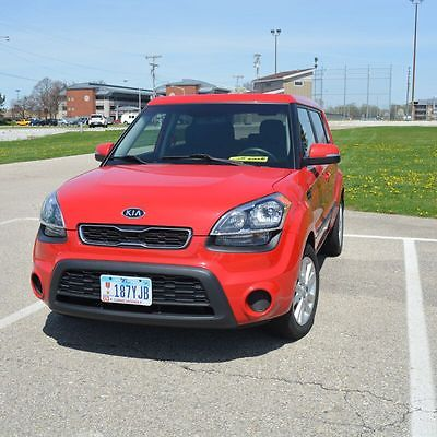 Kia : Soul Soul-Plus Great Buy, Performance in All Weather Conditions