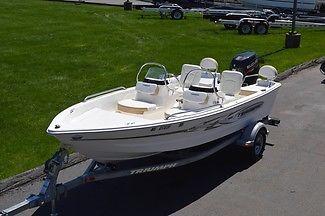 triumph boats 17 boats for sale rh smartmarineguide com Triumph 190 Bay Review 17' Triumph Boat