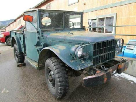 1952 Dodge Pickup for: $10000
