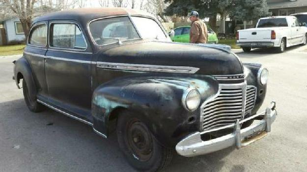 1941 Chevrolet Ah Special Deluxe for: $14000