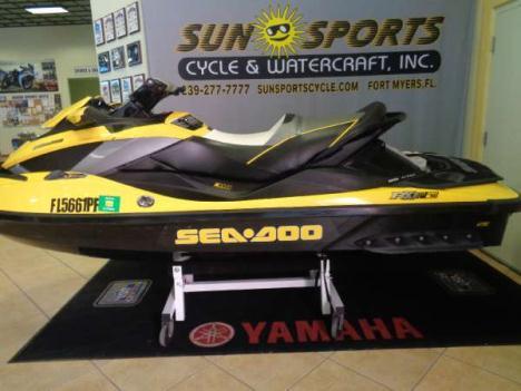 2011  Sea-Doo  RXT iS 260
