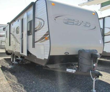 2015  Forest River  EVO 2850