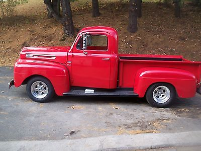 Ford : Other Pickups f1 1950 ford f 1
