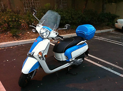 Kymco : Like KYMCO Like 200i LX Scooter for Sale