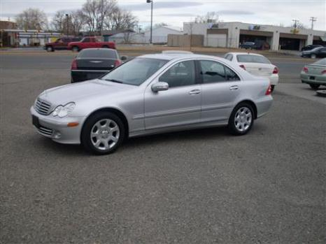 2005 Mercedes-Benz C-Class Luxury Billings, MT