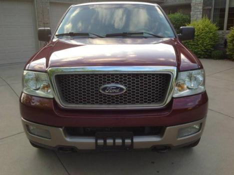 2005 clean working Ford F150 King Ranch super crew 4x4.