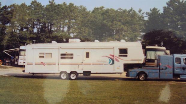 1996 Damon Challenger 34TSB