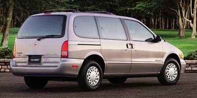 1998 Nissan Quest XE