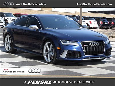 Audi : Other 4dr Hatchback Prestige low mileage navi awd bluetooth black leather camera bluetooth certified
