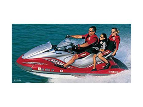 2005  Yamaha  WaveRunner FX Cruiser High Output
