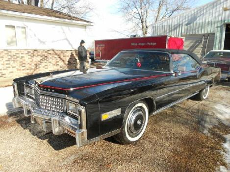 Cadillac Eldorado Convertable Cars For Sale