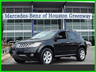 2006 nissan murano suv sl cars for sale for Mercedes benz houston greenway