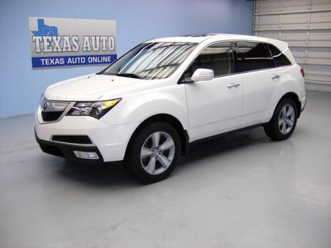 2012 Acura MDX 3.7L Webster, TX