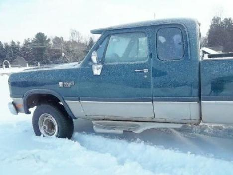 1993 Dodge D250 for: $11500