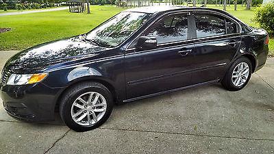 Kia : Optima LX Sedan 4-Door 2009 kia optima lx pearl blue 17 alloy wheels 84 k miles good condition
