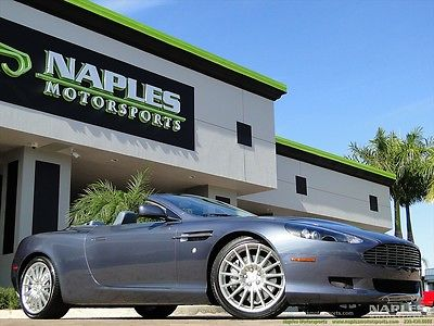 Aston Martin : DB9 Volante 2006 aston martin db 9 volante great color combination amazing condition