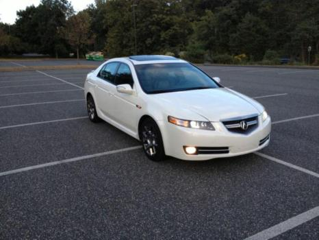 2007 Acura TL TypeS Sedan 4Door 3.5L WITH 70K miles