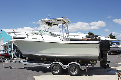 2006 Trophy 20ft walk around Boat 175hp Mercury Opitmax & Load Rite Trailer
