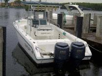 2006 Century Center Console Twin Yamaha 250 Four Strokes. 12000 pounds trailer included. 3000