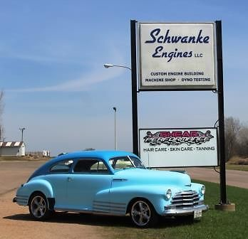 Chevrolet : Other Fleetline 1947 chevrolet fleetline 2 door