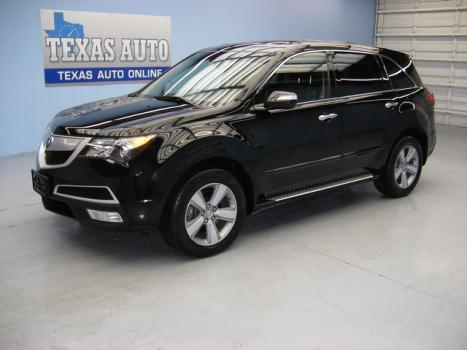 2011 Acura MDX 3.7L Technology Package Webster, TX