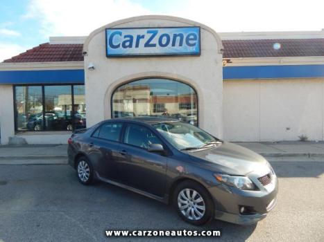 2009 toyota corolla sedan xrs cars for sale for Exclusive motor cars baltimore md 21215