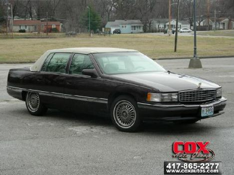 cadillac dts cars for sale in springfield missouri. Black Bedroom Furniture Sets. Home Design Ideas