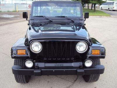 2001 Jeep Wrangler Sport Automatic