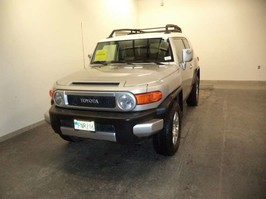 Used 2008 Toyota FJ Cruiser Base