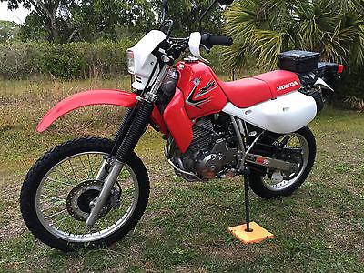 Honda : XR 2012 honda xr 650 l dual sport motorcycle