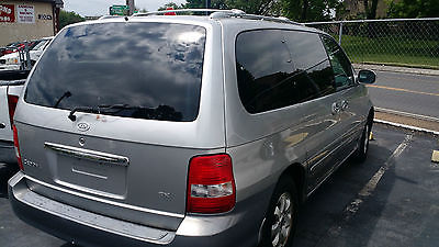 Kia : Sedona EX Mini Passenger Van 4-Door 2006 kia sedona