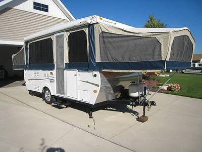 Starcraft Centennial 3608 folding, popup, tent, high side camper