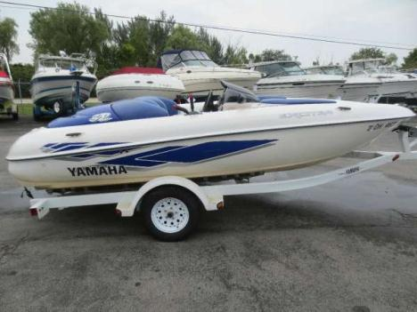 1999  Yamaha  Exciter 270 XP w/painted trailer