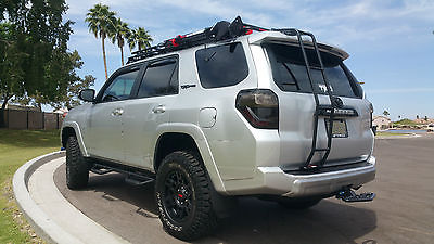 toyota 4runner trail sport utility 4 door cars for sale. Black Bedroom Furniture Sets. Home Design Ideas