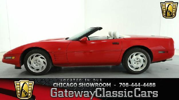1993 Chevrolet Corvette for: $16995
