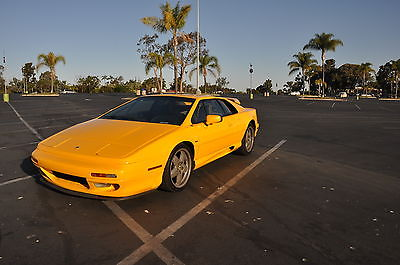 Lotus : Esprit S4 Coupe 2-Door 1994 lotus espirit s 4